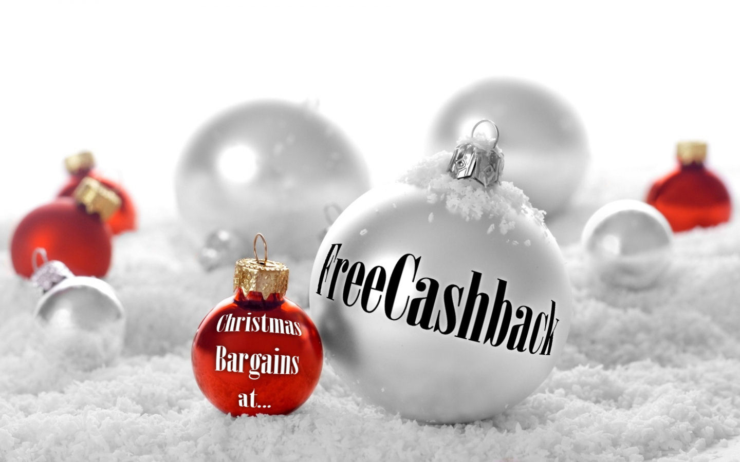 FreeCashback.co.uk is the home for all your Christmas shopping needs!